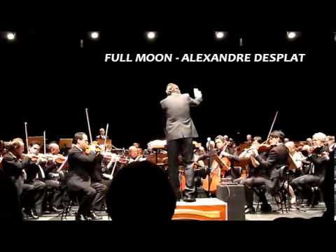 Twilight Alexandre Desplat New Moon  Concert