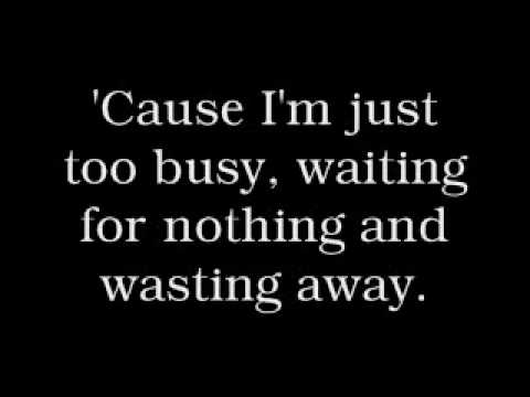 """Tonight Alive - """"Wasting Away"""""""