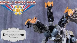 VIDEO REVIEW: Transformers The Last Knight DRAGONSTORM