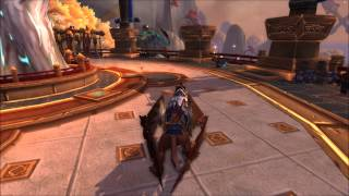 WoW Patch 5.1 PTR: Grand Armored Gryphon Mount