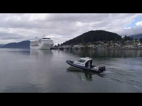 Epic Drone Video of Wrangell Alaska