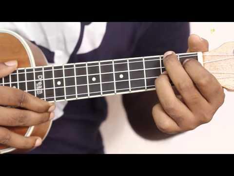 Fm Baritone Ukulele Chord Worshipchords