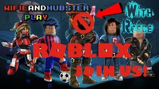 Roblox Gameplay - Hubster let's nephew Reece show off his 1337 Roblox SKILLZ