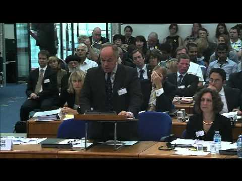 European Court of Human Rights - Ladele, McFarlane, Eweida, Chaplin. Part 1