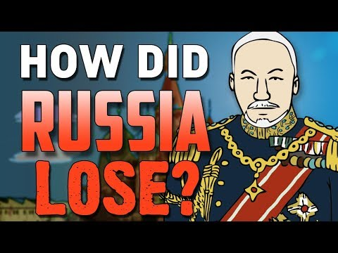 How did Russia Lose the Russo-Japanese War? | Animated History