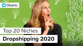 Top 20 Dropshipping Niches in 2020   Oberlo Dropshipping