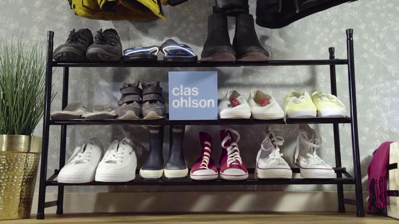 Skoförvaring SpacyShoe   Clas Ohlson