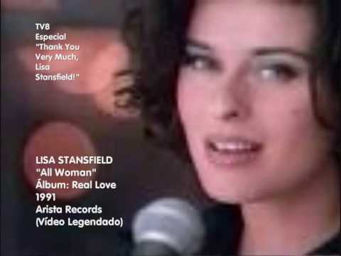 LISA STANSFIELD All Woman (Legenda Original)