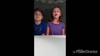 Ella and Danny unbox a Roblox toy! / El-LOL