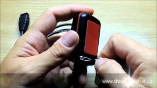 видео GPS трекеры GlobalSat TR-151 / TR-151 SP
