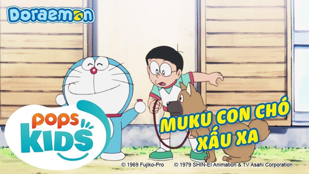 [S7] Doraemon Tập 336 – Muku Con Chó Xấu Xa, Rô-bốt Tí Hon Là Người Giúp Việc – Hoạt Hình Tiếng Việt