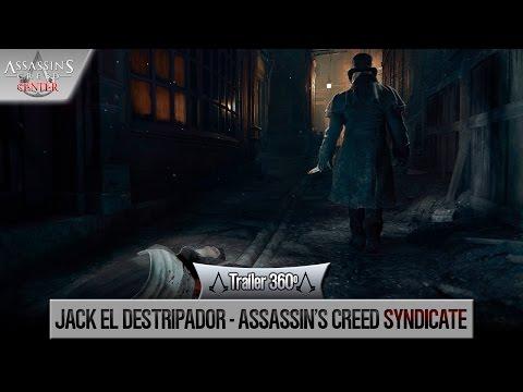 Assassin's Creed Syndicate | 2015 | Tráiler 360º de Jack el Destripador
