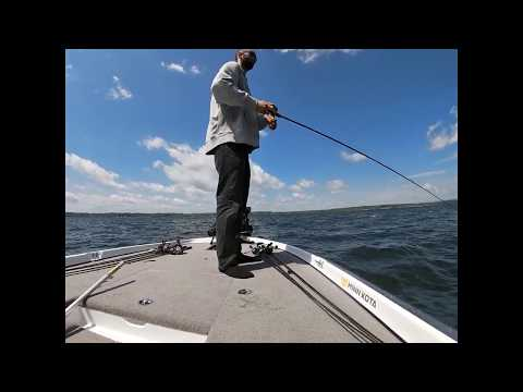Saratoga Lake - 5/25/19