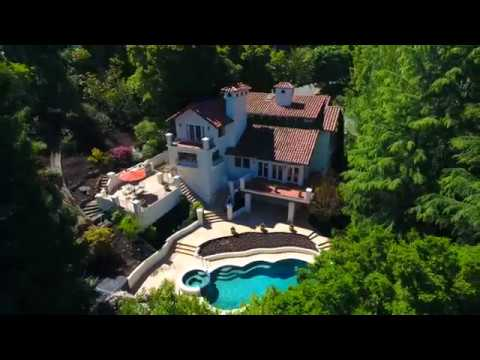 21710 Rainbow Drive - Cupertino, CA by Douglas Thron drone real estate videos tours
