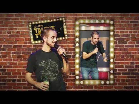 Comedian Chris James on being broke in Vancouver.