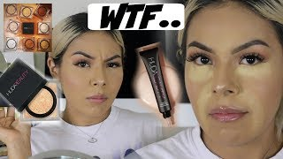 WORTH THE BUY OR NAW?!? ||HUDE BEAUTY NEW PRODUCTS