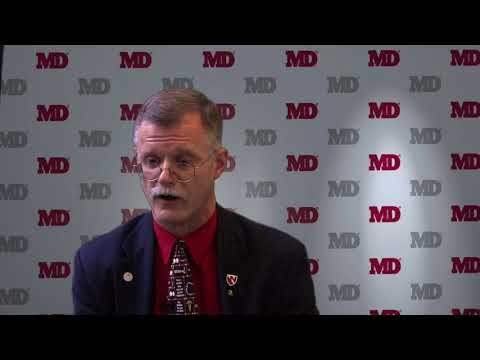 John Shepherd, MD: Recognizing and Addressing Depression in Low Vision Patients