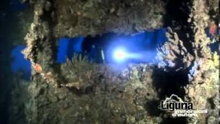 Repeat youtube video Immersione ad Albenga (SV): Relitto del piroscafo Umberto I°