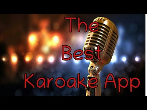 Best Karaoke App