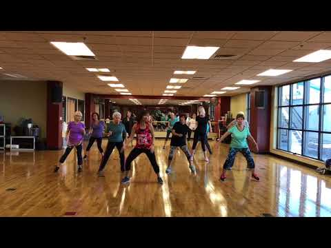"""Girl from Ipanema"" by Stan Getz and João Gilberto — Zumba Gold Choreo"