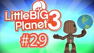 Little Big Planet 3 #29 - Credits und... Ende? (Deutsch/Let's Play Together/60FPS)