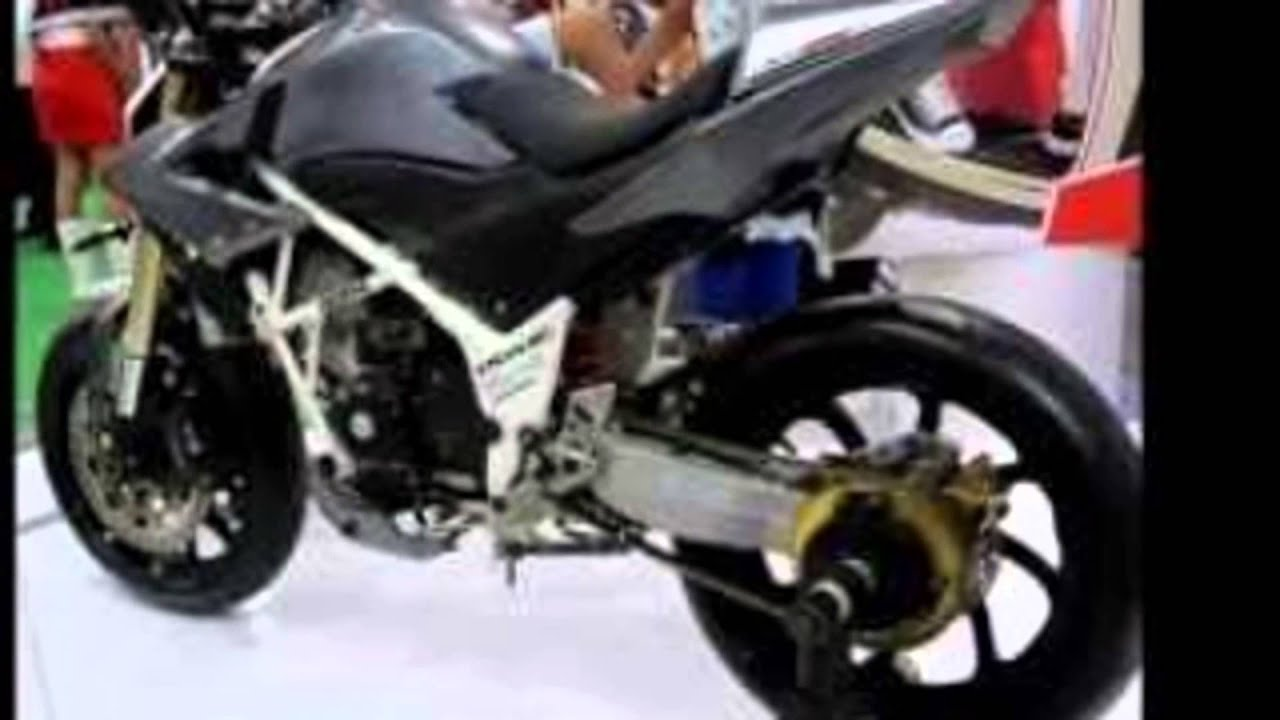 Modifikasi Honda CB150R StreetFire YouTube