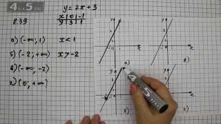 Упражнение 8.39. Алгебра 7 класс Мордкович А.Г.