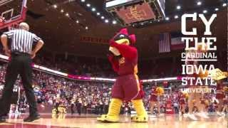 CY: 2013 Iowa State Mascot Capital One Nomination Video