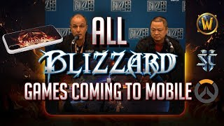 Diablo Immortal Will Not Be Rated Mature - All Blizzard IPS Coming To Mobile