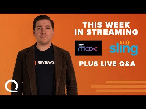 This Week In Streaming: HBO Max, Sling TV, And Live Q&A