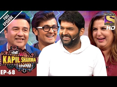 The Kapil Sharma Show -    - Ep-68-Indian Idol Team In Kapil's Show 18th Dec 2016
