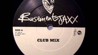 Basement Jaxx - Red Alert (Club Mix) 1999