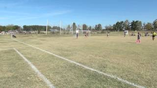 Liberty Flames SC '01 vs TSC 03 AOE GOLD Game 11 003 2 clip