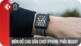 Món đồ phải có cho dân chơi iphone - Apple Watch Seri 3 - 4G LTE + eSim