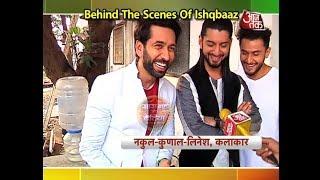 Nakuul Mehta, Kunal Jaisingh And Leenesh Mattoo's MOST FUNNY Interview! UNCUT