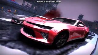 Need for Speed Most Wanted NFSTR Edition İstanbul - Chevrolet Camaro SS 2016