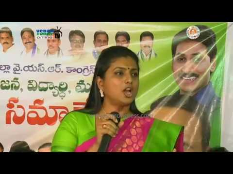 YSRCP Leaders Conducts Review Meeting in Vizianagaram - 1th Mar 2017