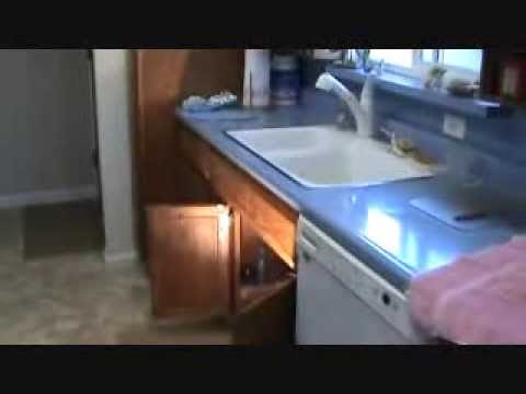kitchen sink plumbing hookup