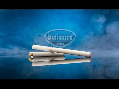 Super Mini e-Cigarette (EC401) Kit - HOW TO USE - Unlimited™ eCigs