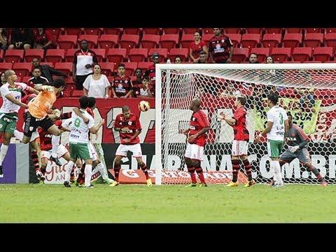 Flamengo 1 x