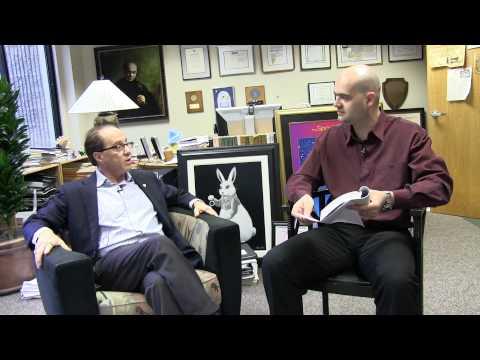 Ray Kurzweil on Singularity 1 on 1