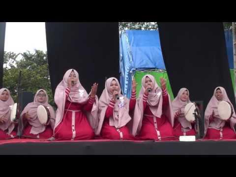 Festival Hadroh Citra Raya  Team Hadroh Al-Ukhuwah  ( Assubhubada )