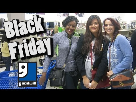 NEW Goodwill at The Boulevard Mall The Hunt Part 1 Come Thrifting With Us #ThriftersAnonymous