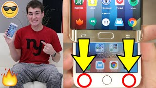 Secret iPhone Button Trick!