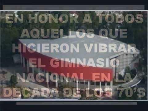 AÑOS 70'S EN EL GIMNASIO DE EL SALVADOR