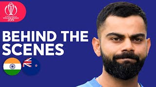 IND v NZ: Extra Cover – Behind the Scenes at the First Semi-Final