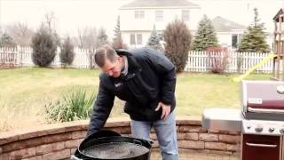 Weber Grills Cleaning