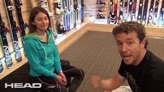 HEAD SKI BOOTS   Ski Boot Fitting Training 101