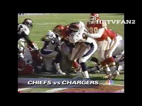 1997 NBC Sports Promo (NFL on NBC: Week 16)