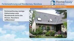 Norderney: Ferienwohnung, wenige Gehminuten zum Nordstrand und in die - FeWo-direkt.de Video